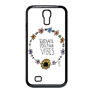 Good Vibes Custom Cover Case for SamSung Galaxy S4 I9500,diy phone case ygtg581919