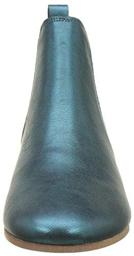 Femme Boots Metallise vert Bensimon Bottines Chelsea Vert qtw8Tf