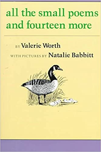 Book [(All the Small Poems and Fourteen More)] [By (author) Lecturer in French Valerie Worth ] published on (October, 1996)