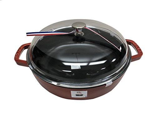 Staub Universal Pan, 4 qt (RED) ()