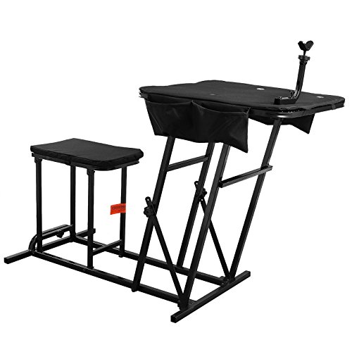 Awesome Youzee Shooting Hunting Table Bench Rest Range Portable Import It All Pdpeps Interior Chair Design Pdpepsorg