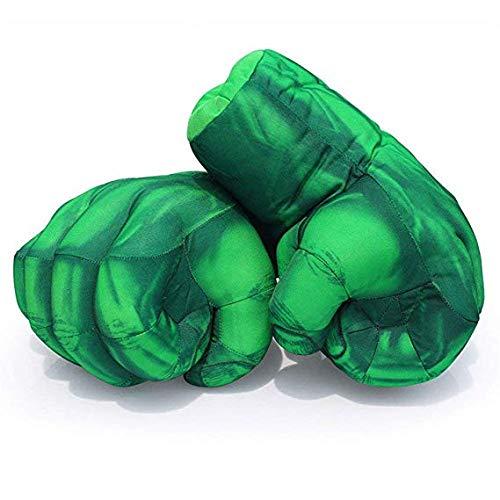 Avengers Boxing Gloves Soft Toys Batman Iron Man Spider-man Hulk Cos Gloves -