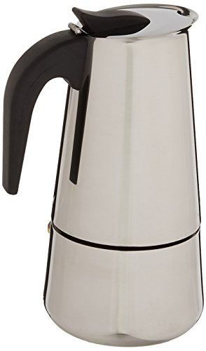 Uniware Stainless Stiletto Espresso Coffee Maker (9 Cups)