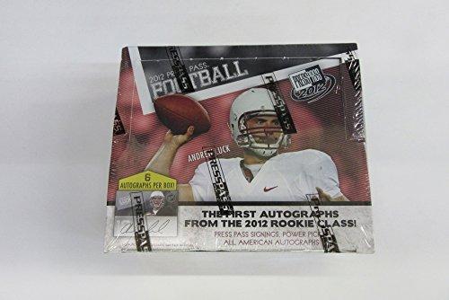 ball Box (Hobby) (Press Pass Football Box)