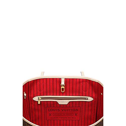 Authentic Louis Vuitton Neverfull MM Monogram Canvas Cherry Handbag Article:M41177 by Louis Vuitton (Image #2)'