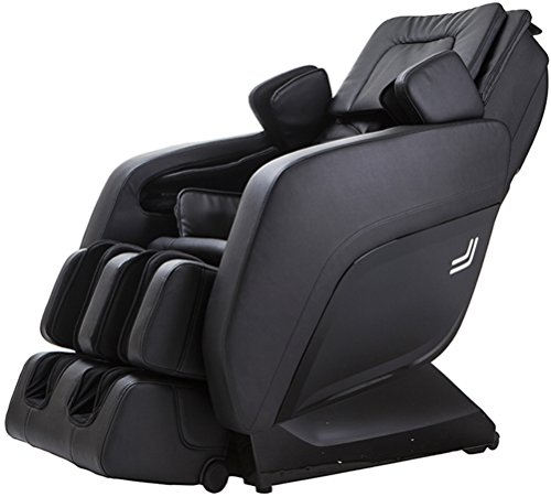 - Titan TPPRO8300A Model TP-Pro 8300 Massage Chair in Black, Computer Body Scan & S-Track Massage, Zero Gravity Massage, Auto Recline and Leg Extension, LED Chromotheraphy Lighting