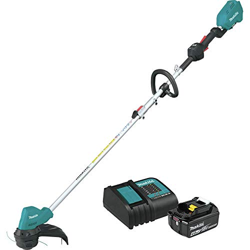 Makita XRU12SM1 18V LXT Lithium-Ion Brushless Cordless String Trimmer Kit (4 Ah)
