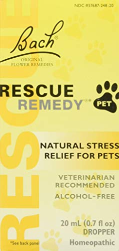 Bach rescue remedy pet, 20ML,0.7 Fl Oz (Pack of 1)
