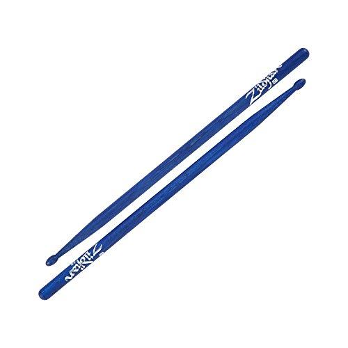 Zildjian 5B Wood Blue Drumsticks