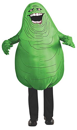 Ghostbusters Inflatable Slimer Costume - Standard]()