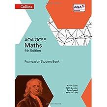 Collins Gcse Maths -- Aqa Gcse Maths Foundation Student Book