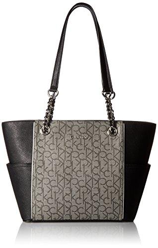 Calvin-Klein-1-HU-Logo-Tote-Shoulder-Bag