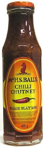 Chilli Chutney (Mrs Balls Chilli Chutney (2 x 470g Pack))