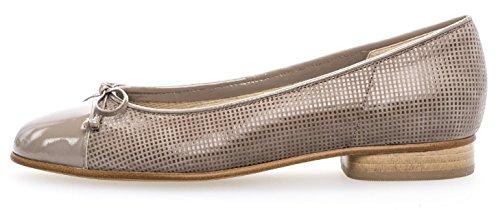 visone Ballerinas Gabor 84 65 Women's 102 Shoes fumo Women's wwaqYR0
