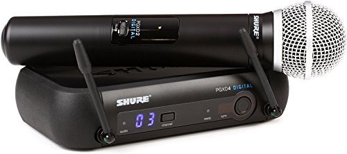 Shure PGXD24/SM58-X8 Wireless Microphones by Shure