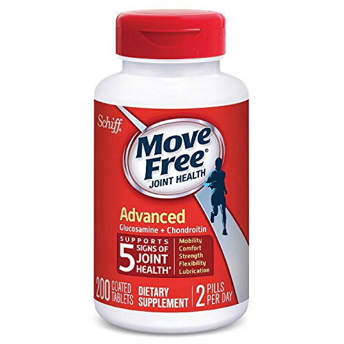Schiff Move Free Advanced Triple Strength 200 Tablets. Joint