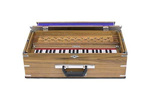 Maharaja Musicals, Kirtan Harmonium, Classic Edition, Natural Color, Model KH1 by Maharaja Musicals (Image #3)
