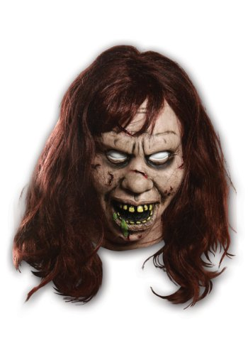 Regan Mask Costume Accessory - Regan Exorcist Mask