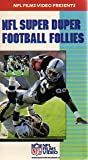 Sports Illustrated Presents NFLs Super Duper Football Follies [VHS]