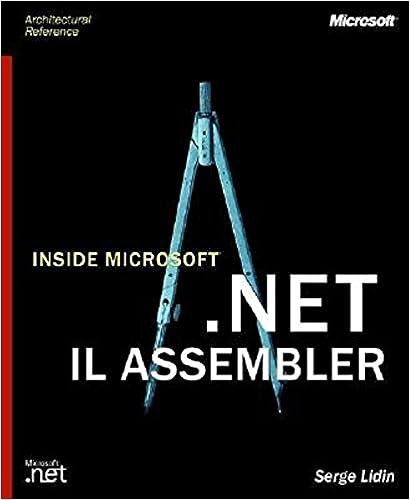Inside Microsoft .Net Il Assembler