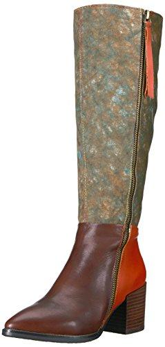 Lartiste Di Spring Step Womens Libre Boot Orange