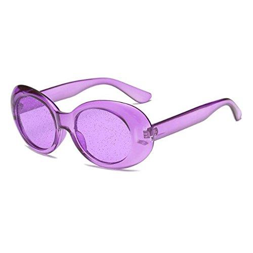 Brillantes UV400 Calle De Protección Brillantes De De Cristal Moda Gafas Unisex Persianas Retro Ovales La De Completa Clásica Nuevas Diseño De Lentes Estilo Sol De C7 Gafas HUU5wqvr