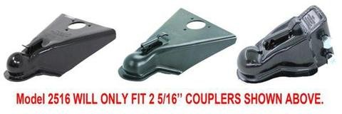BLUE Proven Industries Lock Model #2516 Fits Some 2 5//16 Couplers