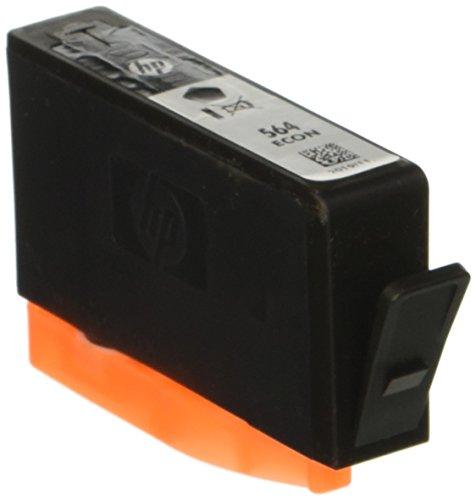 HP 564 Ink Cartridge Black Economy (B3B11AN) for HP Deskjet 3520 3521 3522 3526 HP Officejet 4610 4620 4622 HP Photosmart: 5510 5512 5514 5515 5520 5525 6510 6512 6515 - Hp Plus Photosmart 564 Ink Black
