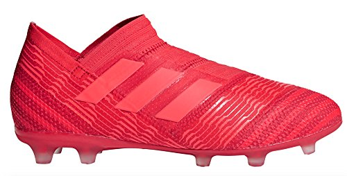 Image of adidas Kids' Nemeziz 17+ 360AGILITY FG Junior Soccer Cleats (Red) (5.5)