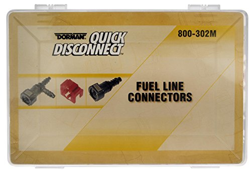 Dorman 800-302M Metric Fuel Connector Tech Tray, 37 Piece by Dorman (Image #2)