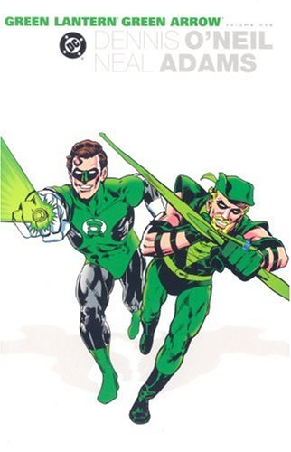Green Lantern/Green Arrow Collection - Volume 1
