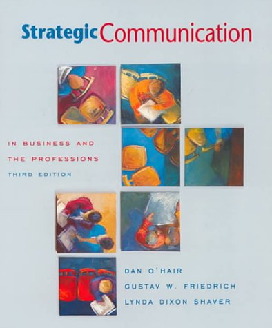 communication for business and the professions pdf