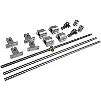 Dengofng Deslizante Rail Set 15pcs 8-400 mm Anti