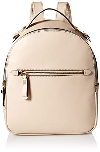 Cole Haan Women's Tali Leather Small Backpack, brazilian sand