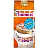 Dunkin' Donuts Bakery Series Coffee, Vanilla Cupcake Flavored Coffee, 11 Ounce
