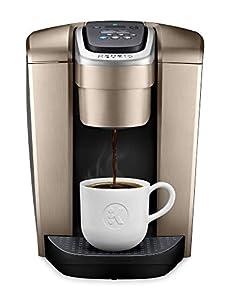 Keurig K-Elite Coffee Maker, Single Serve K-Cup Pod Coffee Brewer
