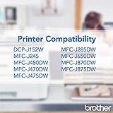 Brother Printer LC101BK Black Ink Cartridge