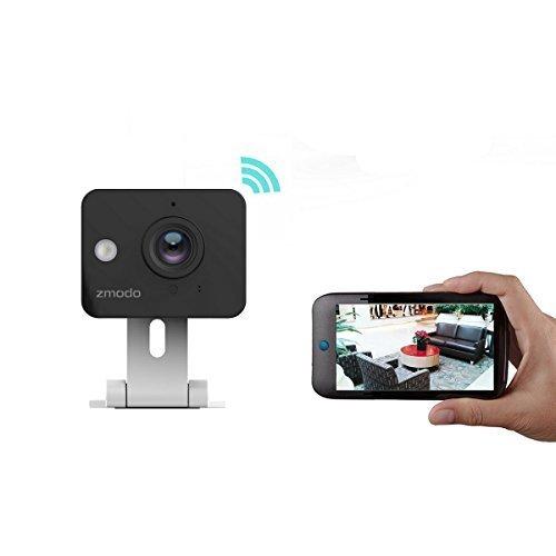 Zmodo ZH-IXY1D Mini Indoor 720p HD Wireless IP Camera for Ho