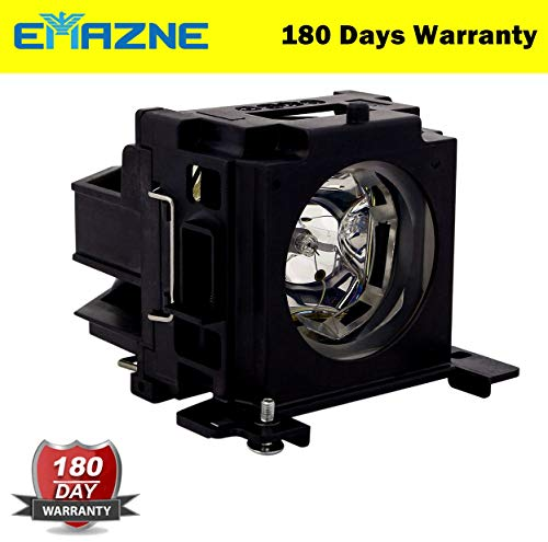 Emazne DT00751 Projector Replacement Compatible Lamp with Housing for Hitachi CP-HX3180 Hitachi CP-HX3188 CP-X260 CP-X260W CP-X265W CP-X267 3M X62 X62W X71C Dukane Imagepro 8755E 8776 - 71c Projector Lamp