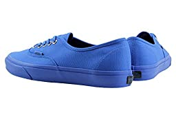 Vans Authentic (Primary Mono) Imperial Blue, 12 M US Men