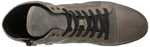 Kenneth Cole New York Mens Upp Och Ner Su Mode Sneaker Grå