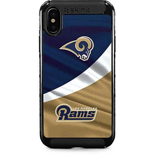 Los Angeles Rams iPhone X Case - Los Angeles Rams Flag | NFL X Skinit Cargo Case