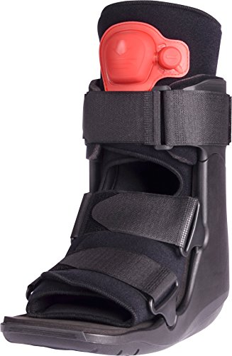 ProCare XcelTrax Air Ankle Walker Brace/Walking Boot, Large by ProCare
