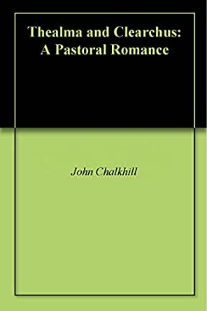 John Chalkhill charles ryskamp