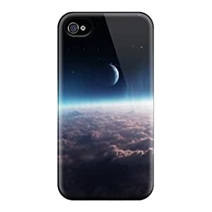 High Impact Dirt/shock Proof Cases Covers For Iphone 6plus (outer Space)