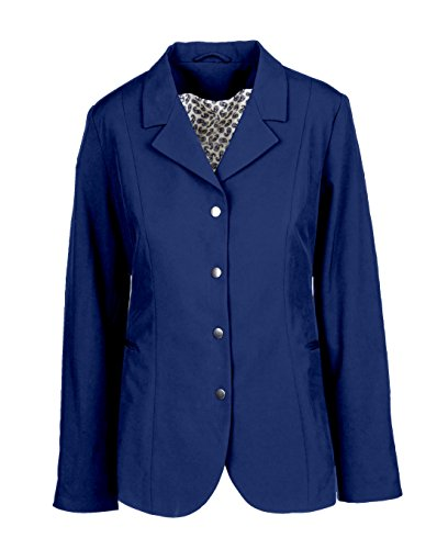 Dublin Ladies Derby Softshell Show Coat - Navy - Size: 10 ()