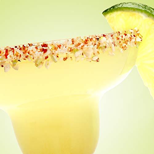 Tamalitoz Crush : Rimming Sugar Salt for Margarita and sorbet topper by Tamalitoz by Sugarox (Image #2)
