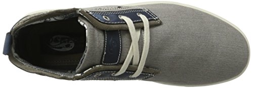 Dockers by Gerli Herren 40hn008-790210 High-Top Grau (hellgrau 210)
