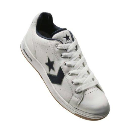 Converse Karve Ox Skate Schuhe Weiß / Marine Gr. 10 M