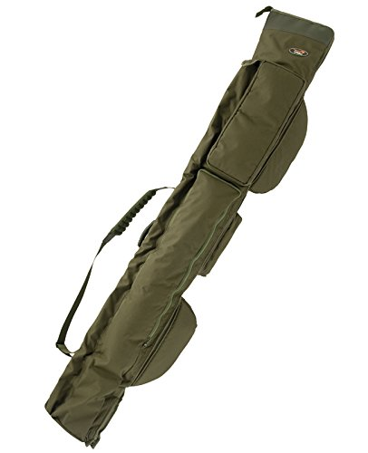 TF Gear Ex Demo Hardcore Protective Padded Carp Fishing 6 Rod Holdall